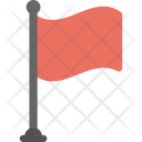 Flag Signal Indication Icon