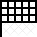 Finish Flag Checkpoint Icon