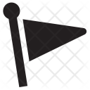 Pennant Flag Checkpoint Icon