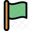 Flag Destination National Icon