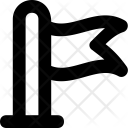 Flag Weaving Icon