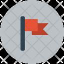 Pennant Flag Mark Icon