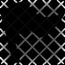 Flag Ensign Location Icon
