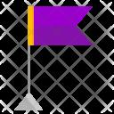 Flag Point Icon