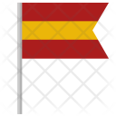 Flag Spain Nation Icon