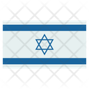 Flag Israel Country Icon