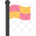 Flag Pennant Direction Icon