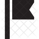 Flag Destination Success Icon