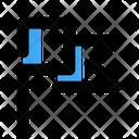 Flag Pin Icon