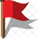 Destination Flag Location Icon