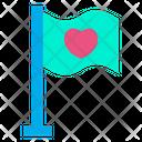 Charity Heart Love Icon