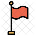 Target Goal Checkpoint Icon