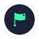 Flag Message Order Icon