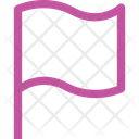 Flag Marked Ui Icon