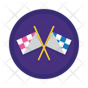 Flag Finish Line Finish Flag Icon