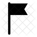 Flag Checkmark Mark Icon