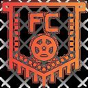 Pennant Flag Flag Fc Icon