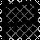 Flag Banner Ensign Icon
