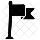 Flag Emblem Insignia Icon