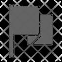 Flag Political Government Icon