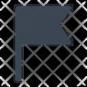 Finish Flag Start Icon