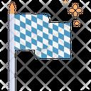 Oktoberfest Lozenge Bavarian Icon
