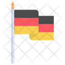 Germany German Country Icon