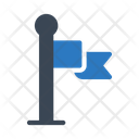 Flag Sign Marker Icon