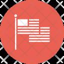 Flag United States Icon