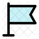 Flag User Interface Mobile Icon