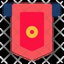 Flag Award Premium Icon
