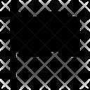 Flag Mark Application Icon