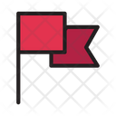 Flag Mark Destination Icon