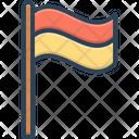 Flag Indicate Mark Icon