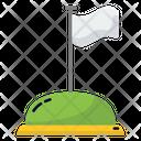 Flag Base Military Base Icon