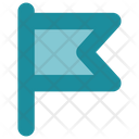 Interface Flag Sign Icon