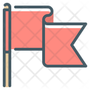 Flag Mission Standard Icon
