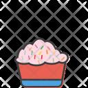 Flag Cupcake Sweet Icon