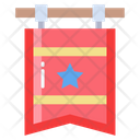 Xflag Star Honor Icon
