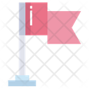 Artboard Flag Destination Flag Icon