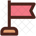 Flag Bookmark Favourite Icon