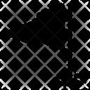 Flag Web App Milestone Icon