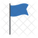 Flag Success Goal Icon