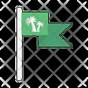 Flag Emirates Abudabi Icon