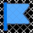 Flag Success Finish Icon