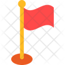 Flag Milestone Finish Icon