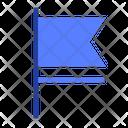 Flag Finish Start Icon