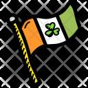 Flag Festival Irish Icon