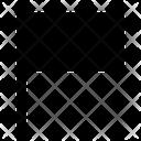 Flag Banner Signal Icon