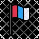 Flag Mark Saint Icon